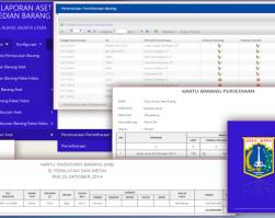 Aplikasi Pelaporan Aset dan Persediaan Barang (SIMASET)