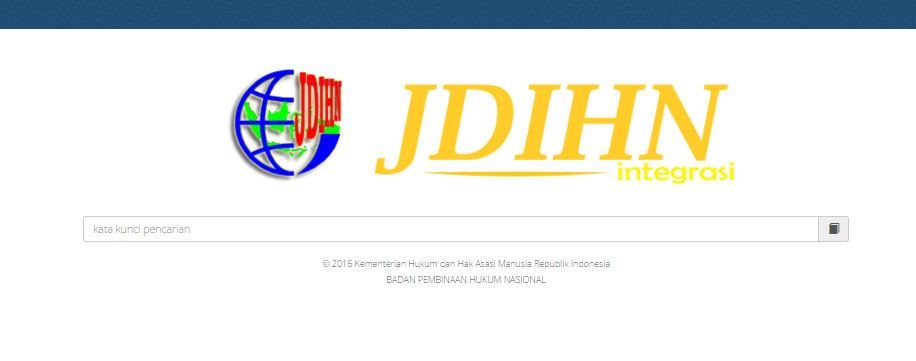 Website JDIHN Terintegrasi